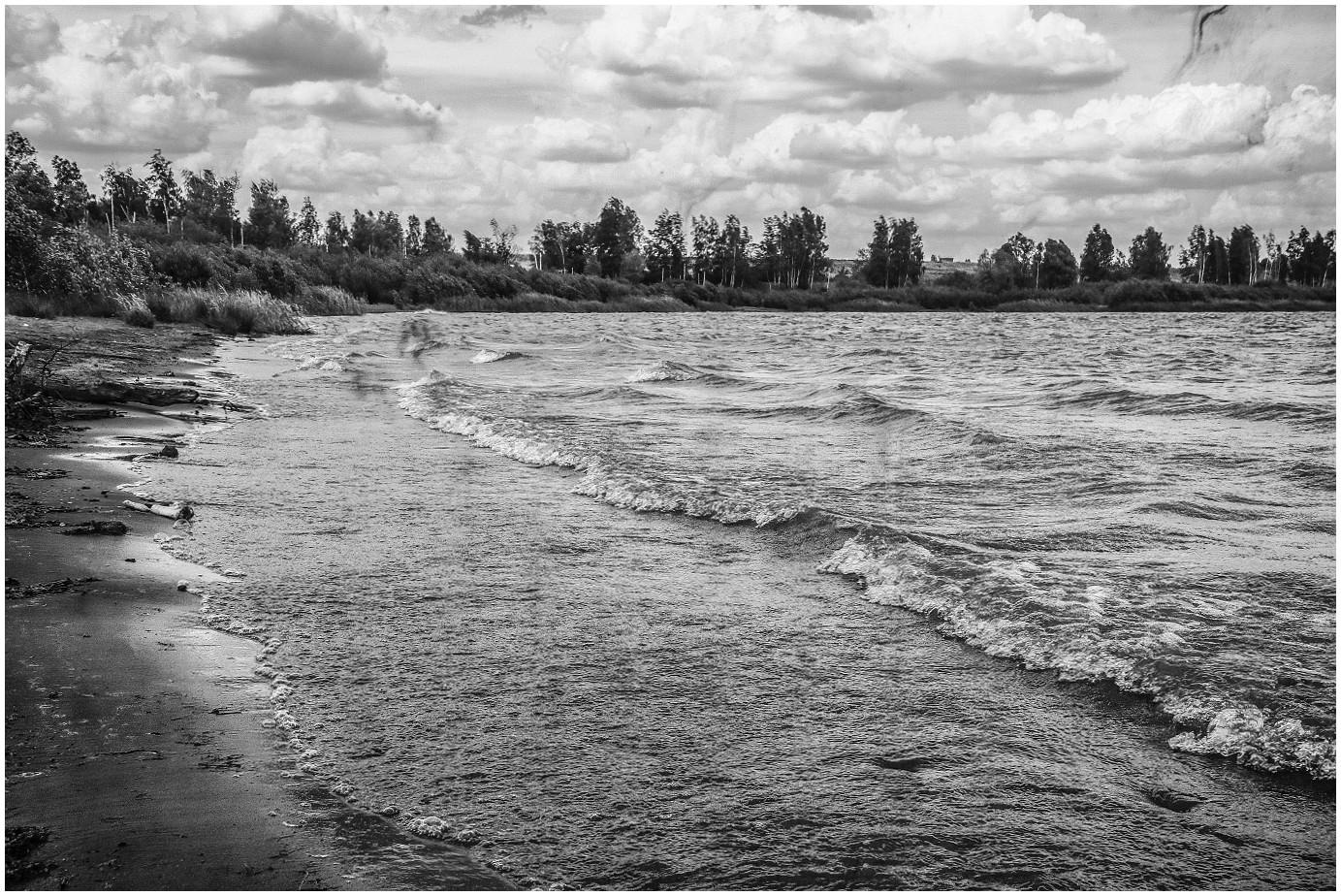 An wilden Ufern