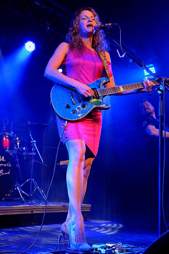 Ana Popovic, die Lady des Blues