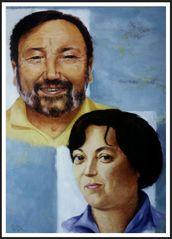 Ana und Manfred, a memory...