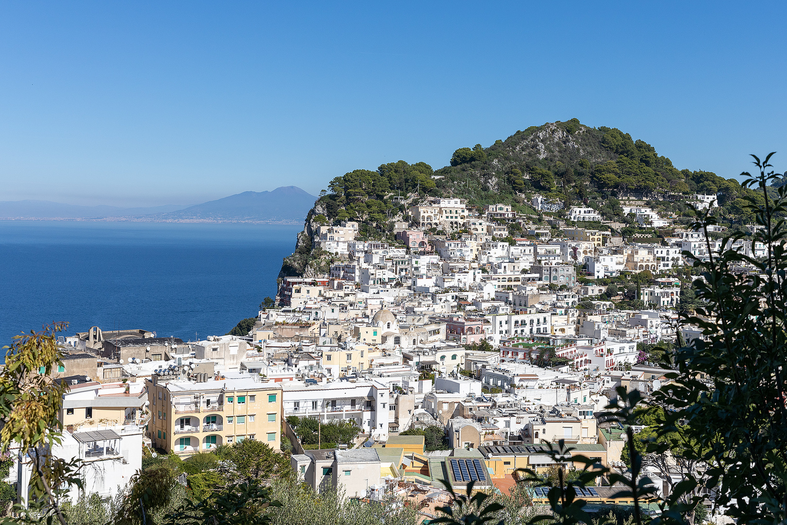 The heart of Anacapri: private guided tour . From: Capri