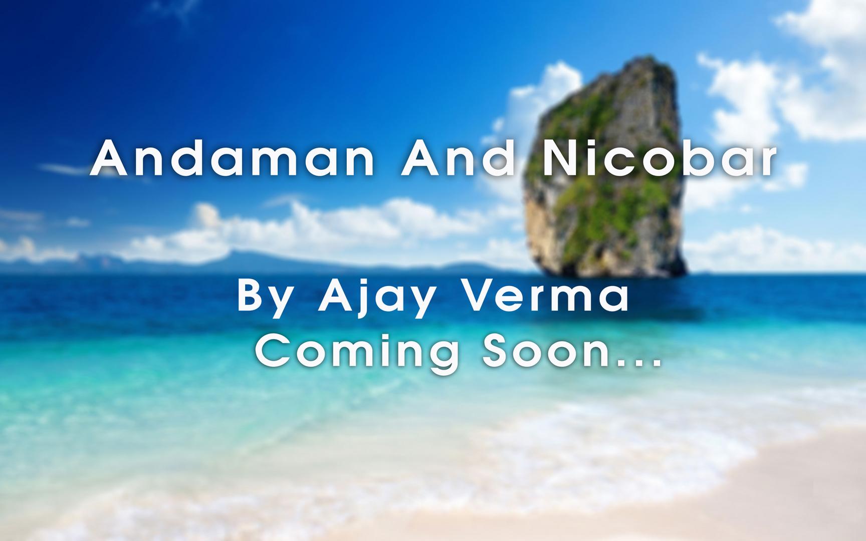 Anadaman And Nicobar...