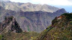 Anaga - Gebirge