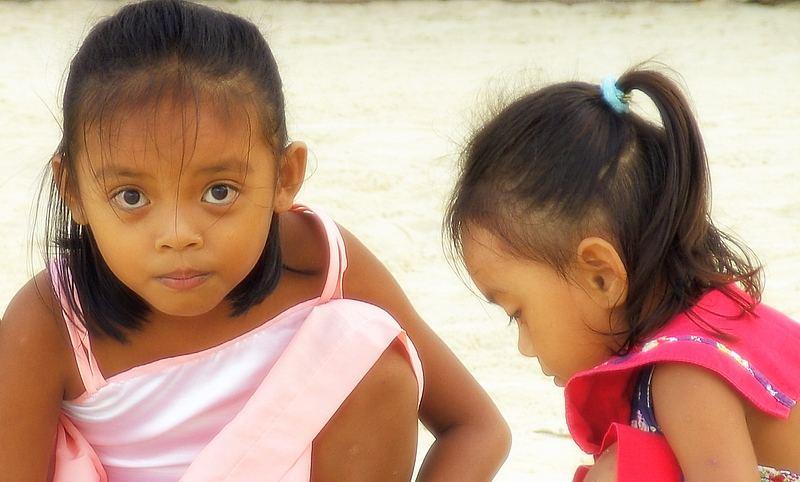 """""""Anak"""" (philippinisch für Kind)"""