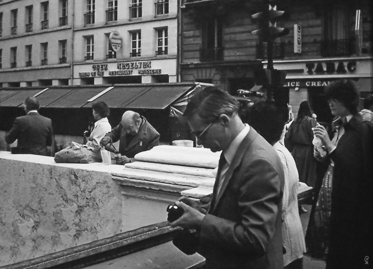 Analog in Paris