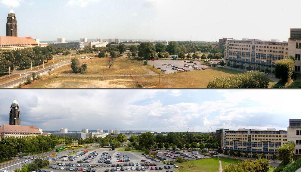 Analog versus Digital - 2001 und 2014