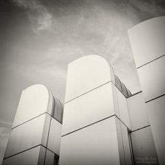 Analoge Fotografie: Berlin - Bauhaus Archiv