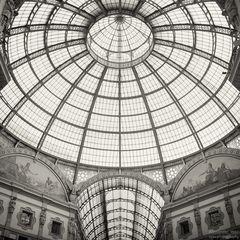Analoge Fotografie: Mailand - Galleria Vittorio Emanuele II