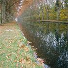 analoger November am Kanal