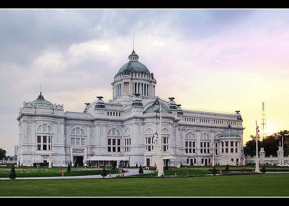 Anantasamakhon Throne Hall Bangkok