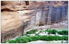 Anasazi-Ruinen im Canyon De Chelly - Arizona, USA