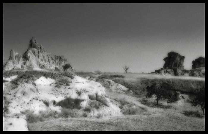 Anatolien - Landscape Kappadokien