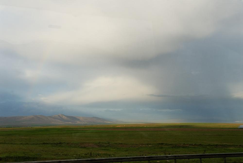 Anatolische Landschaft