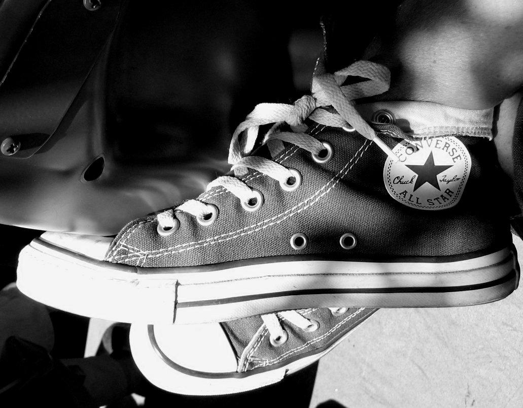 Anche i piedi comunicano...