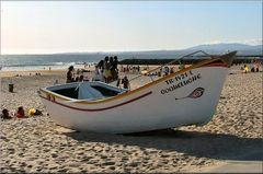 Anche una barca merite un po di relax