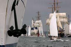 Anchor & Sails