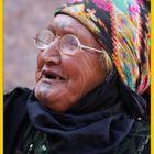 Anciana Beduina