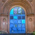 Ancien portail de l'église!