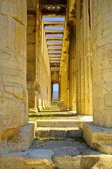 Ancient Athens: The Hephaistos Temple (Thisseion)/ Der Tempel des Hephaistos (Thisseion)