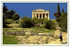 Ancient Athens: The Temple of Hephaistos and its Environment