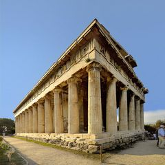 Ancient Athens: The Temple of Hephaistos (Thisseion)