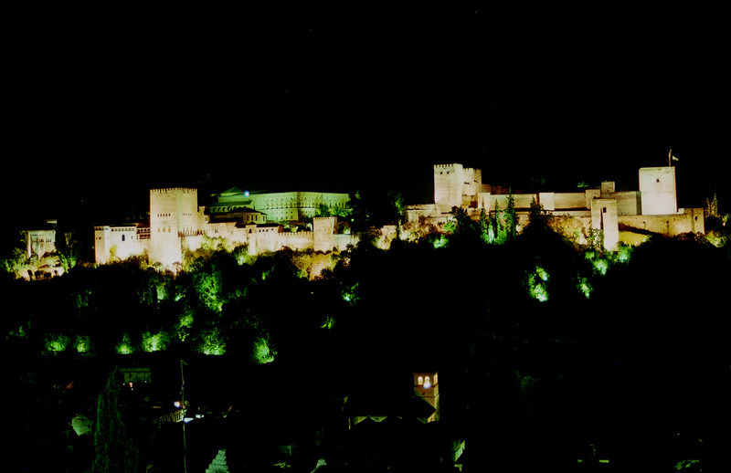 andalucia by night I