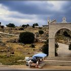 Andalucia...Santuario Virgen de la Cabeza.