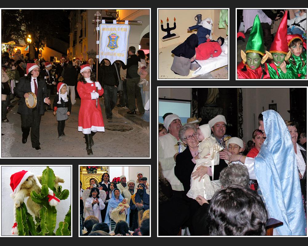 Andalusische Weihnacht