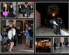 Andalusisches Silvester