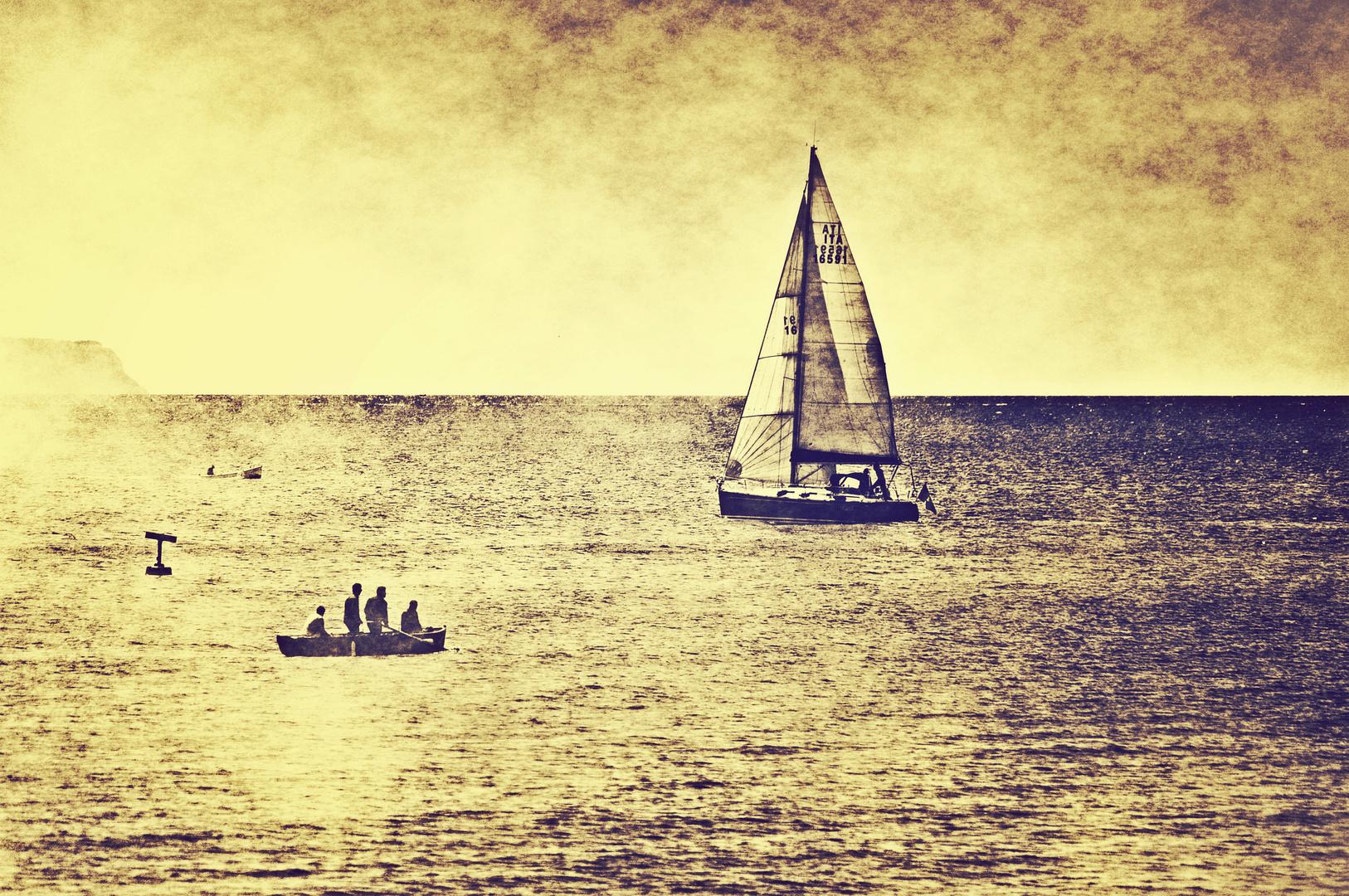 Andando per mare... il mio antico mare.