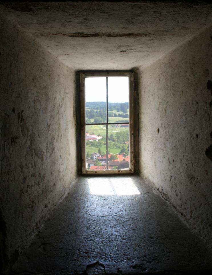 Andechser Aussichten (hinter Klostermauern)
