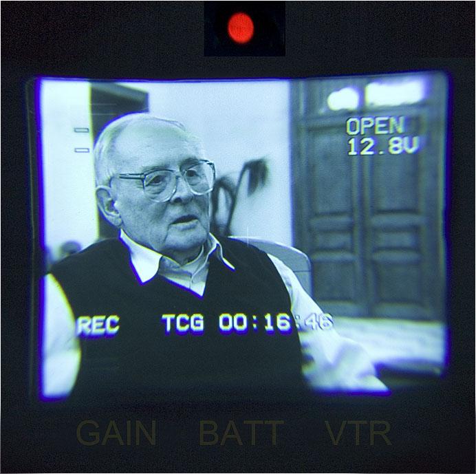 anders Porträt - Jozef Szajna -