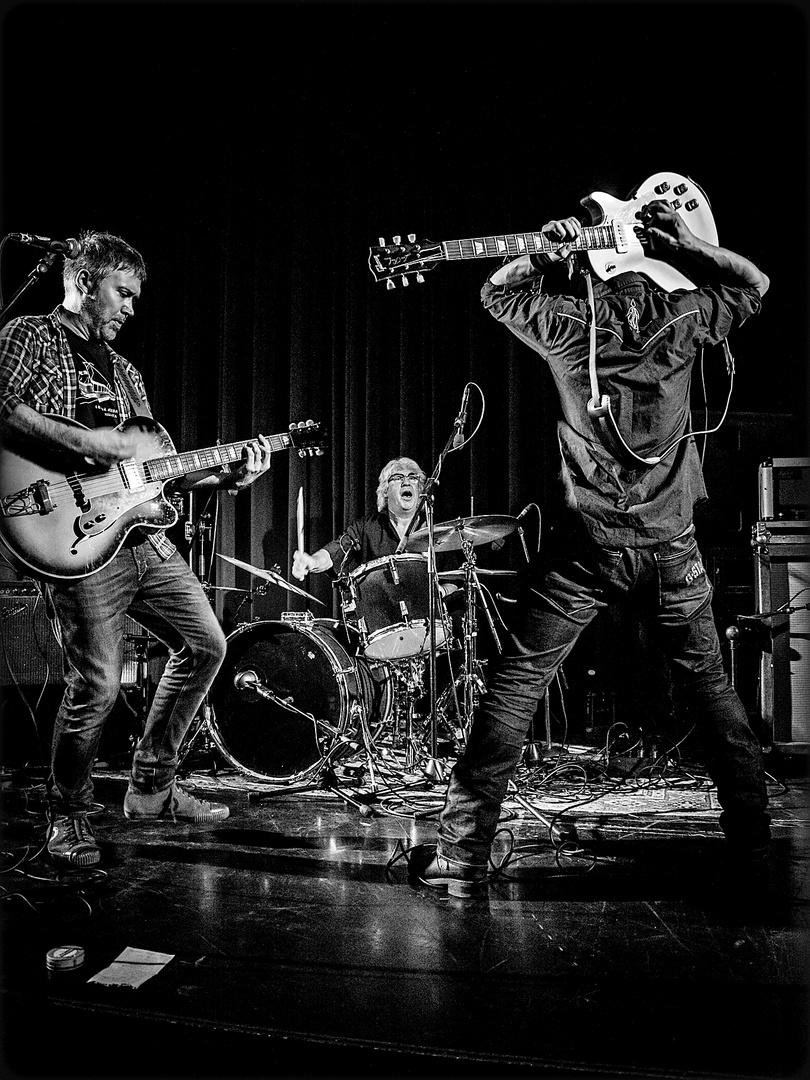 Andi Almqvist & Band