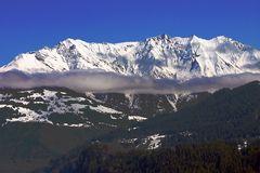 Andiast in der Schweiz / Graubünden