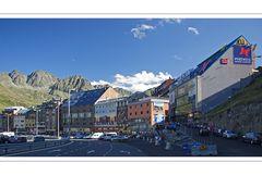 Andorra, das Einkaufsparadies