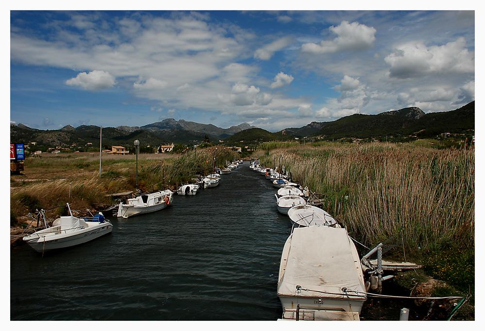 Andratx der Hafen