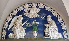 Andrea della Robbia · Annunciazione