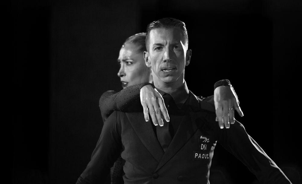 Andrea Ghigiarelli & Sara Andracchio beim Tango