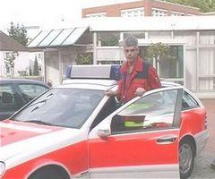 Andreas Klamm Krankenpfleger Rettungssanitäter