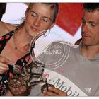 Andreas Klöden nach der Tour de France