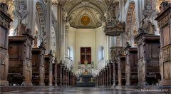 Andreaskirche der Landeshauptstadt von NRW