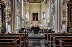 Andreaskirche zu Düsseldorf ....