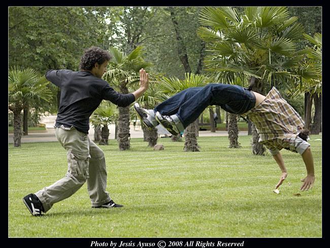 Andrew & Steven Dasz - Fight Choreographys - 2008 - Madrid