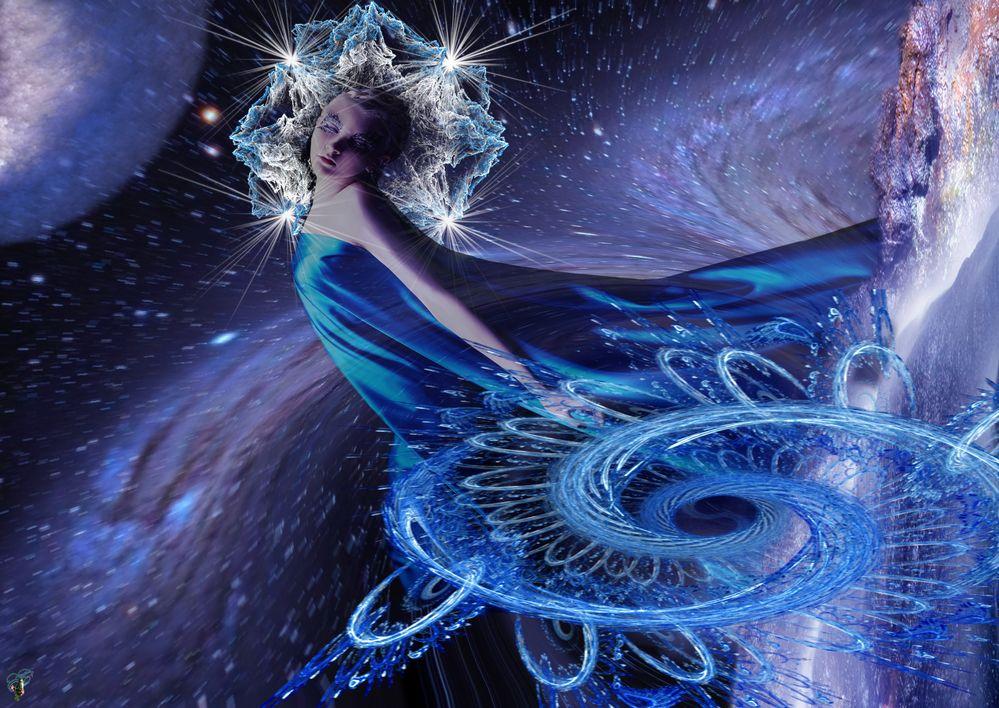 Andromeda...