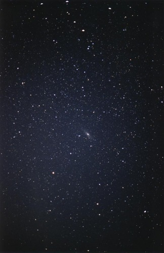 Andromeda Nebel