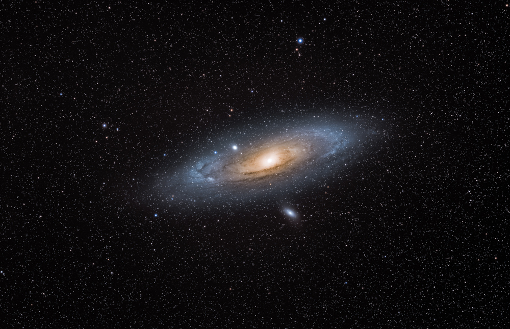 Andromeda Widefield