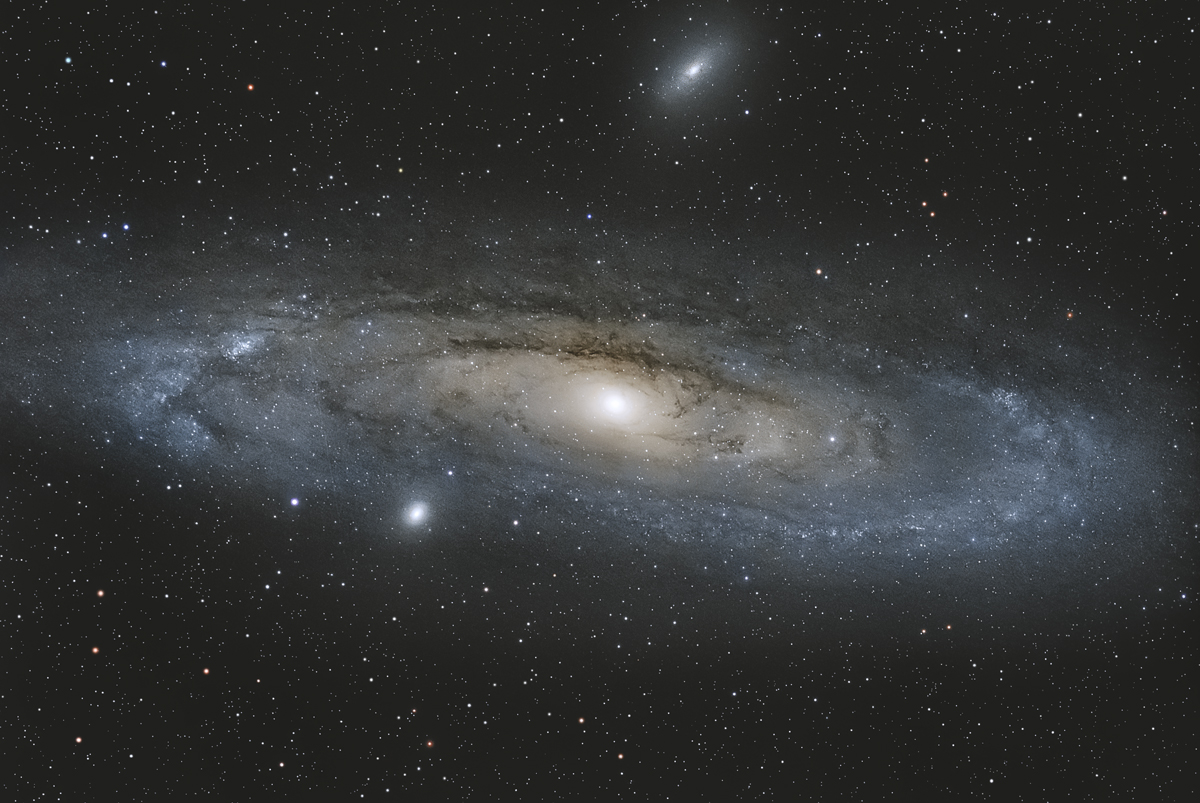 Andromède Galaxie