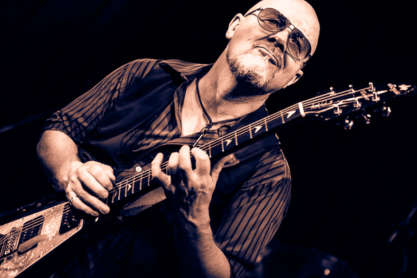 Andy Powell - Wishbone Ash