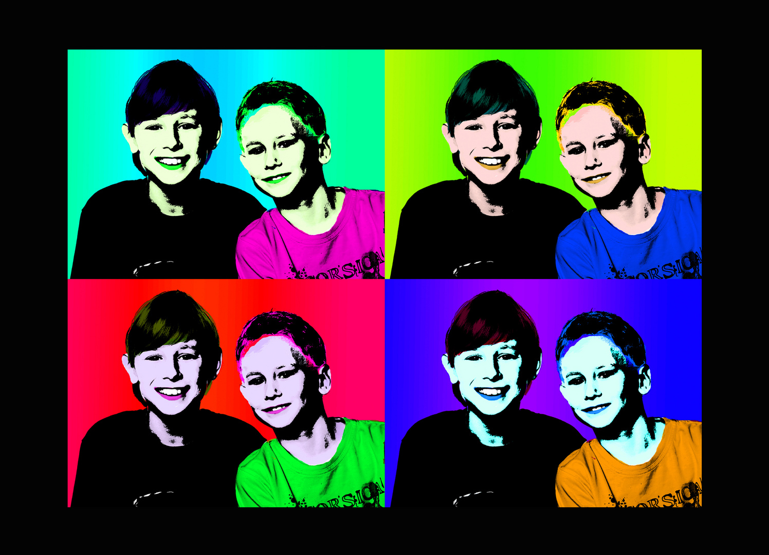 """""""Andy Warhol Style"""""""