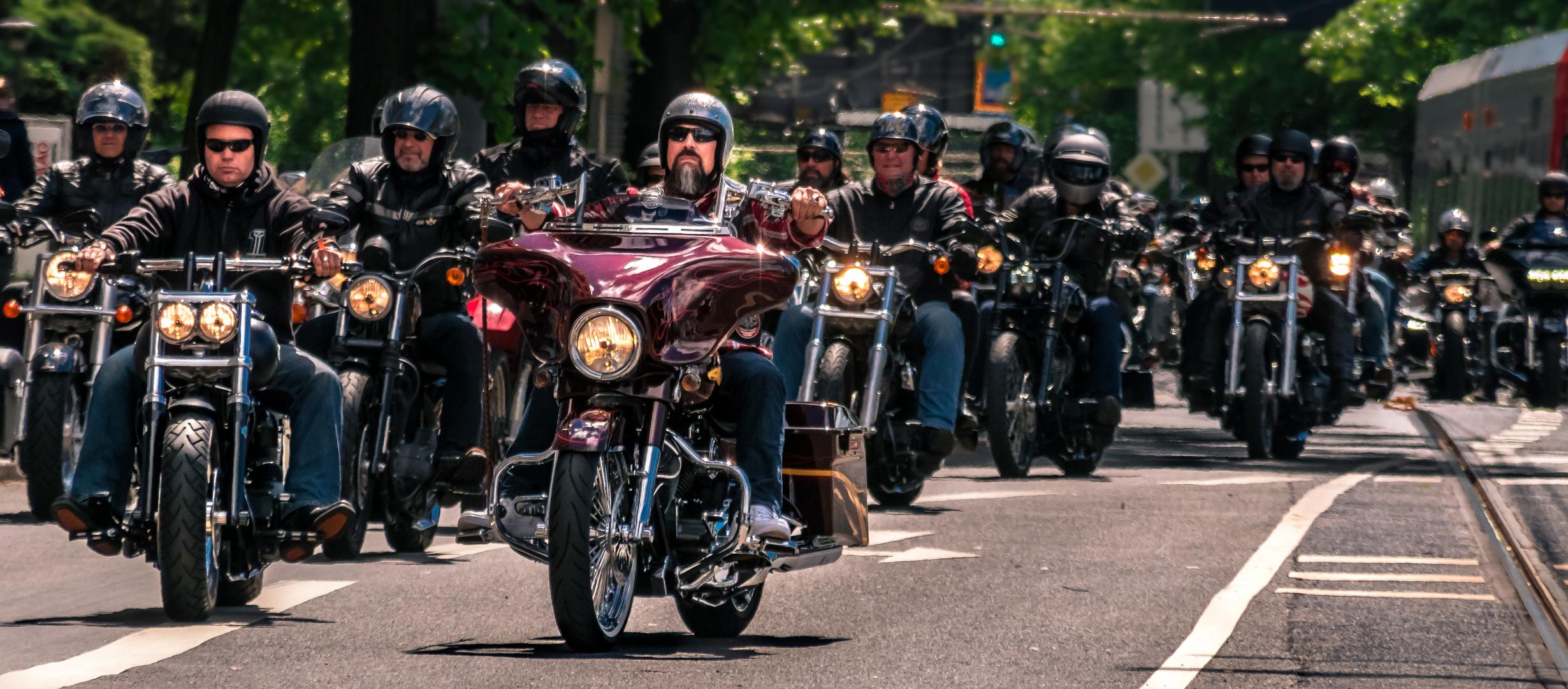 Harley Davidson Treffen Köln