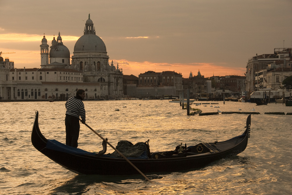Anfang November in Venedig